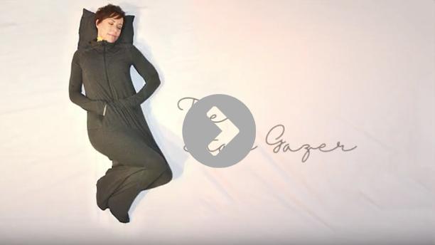 Unightie accomodates better than a sleeping bag liner